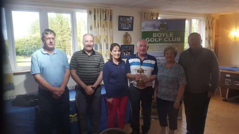 Photo of Boyle golf club weekly update