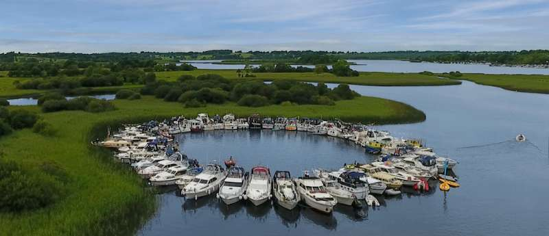 Photo of Shannon Boat Rally to visit Boyle