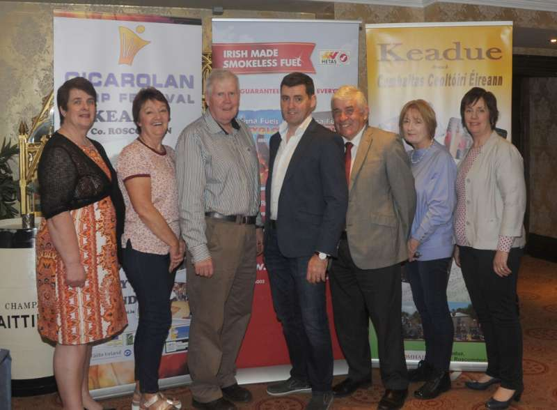 Photo of 41st O'Carolan Festival launched