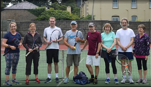 Photo of Match victory for Boyle Tennis Club