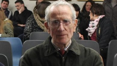 Photo of Late Paddy Daly