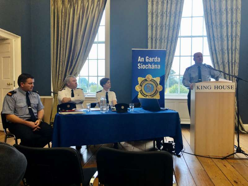 Photo of Policing concerns aired at meeting