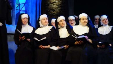 Photo of Musical Society in A.I.M.S. awards this weekend