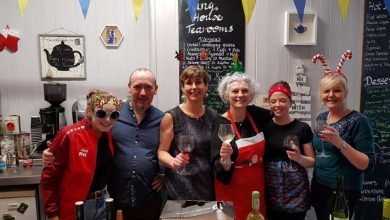 Photo of Christmas Day at King House Tea Rooms