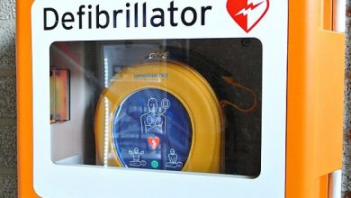 Photo of Info sought on defibrillator locations