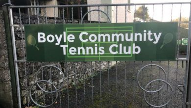 Photo of €27,292 for Tennis Court upgrade