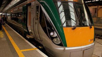 Photo of Irish Rail travel update
