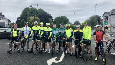 Photo of New cycling club officers elected