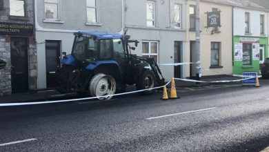 Photo of Three vehicles damaged overnight in Boyle
