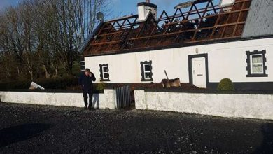 Photo of Fundraising campaign launched following Elphin fire