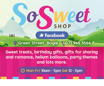 So Sweet Shop, Boyle