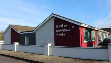 Photo of Extension proposed for Scoil na nAingeal Naofa in Boyle
