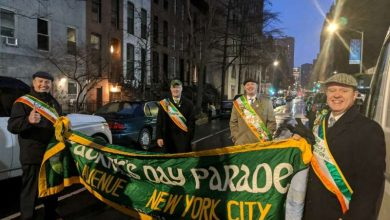 Photo of Boyle man leads NYC 'Parade'