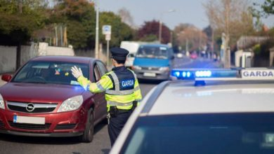 Photo of Gardai plan to conduct 132 'large' checkpoints per day