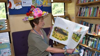 Photo of 'Spring into Storytime' with Roscommon Libraries