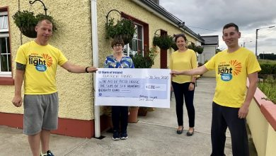 Photo of Boyle men raise funds for Pieta House