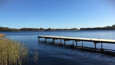 Photo of Assessment work commences on Lough Key catchment