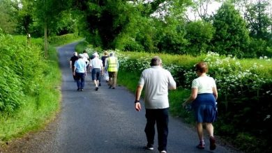 Photo of Community walking group meet on Thursday