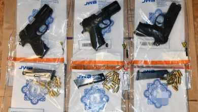 Photo of Gardai seize fully loaded firearms in Castlerea