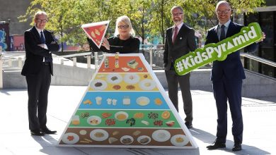 Photo of Minister Feighan launches 'Healthy Eating Guidelines'