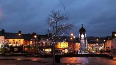 Photo of Christmas lights to be erected in Boyle next week