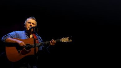 Photo of Friday launch for Donal O'Connor's new album