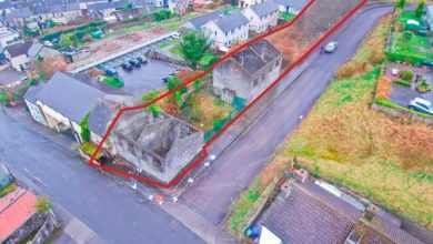 Photo of Boyle site with four houses sells for €100,000
