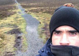 Photo of Boyle Garda over half way through month long challenge