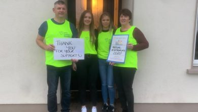 Photo of Run, Walk n Roll raises an amazing €4,710 this year