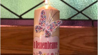 Photo of Virtual remembrance service at Sligo University Hospital